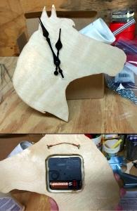 horseclock